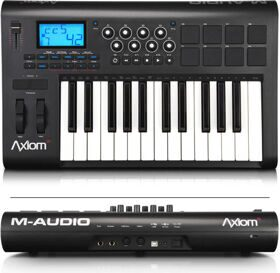 USB MIDI контроллер M-Audio Axiom Mark II 25