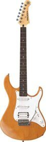 Электрогитара Yamaha PACIFICA112J Yellow Natural Satin