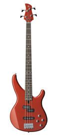 Бас-гитара Yamaha TRBX204 BRIGHT RED METALLIC
